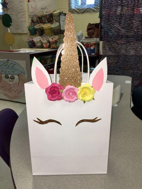 unicorn gift bags