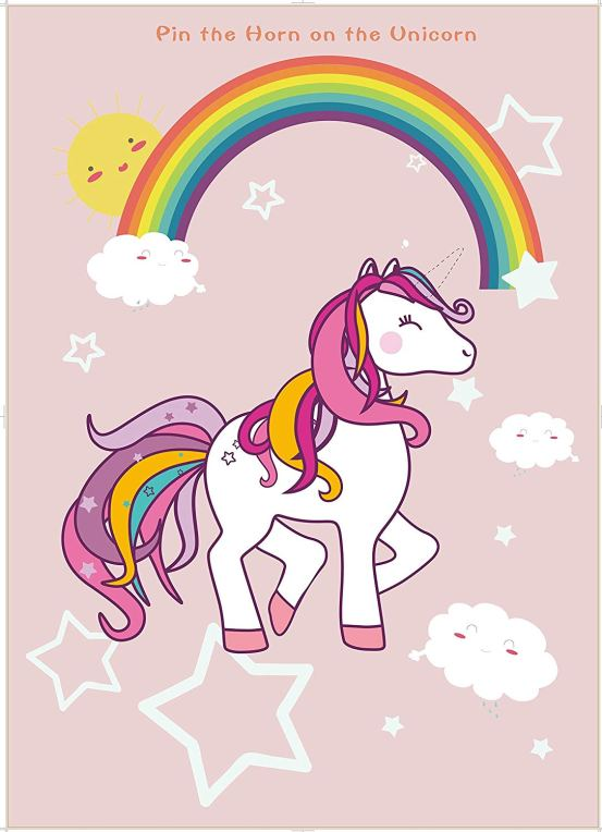 unicorn party games